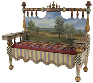 748 Best Images About Whimsical Painted Furniture On