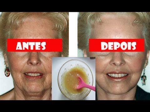 ♥ PELE DE SEDA Mascara Caseira de Efeito Clareador e Rejuvenescedor por Nina Della Rosa - YouTube