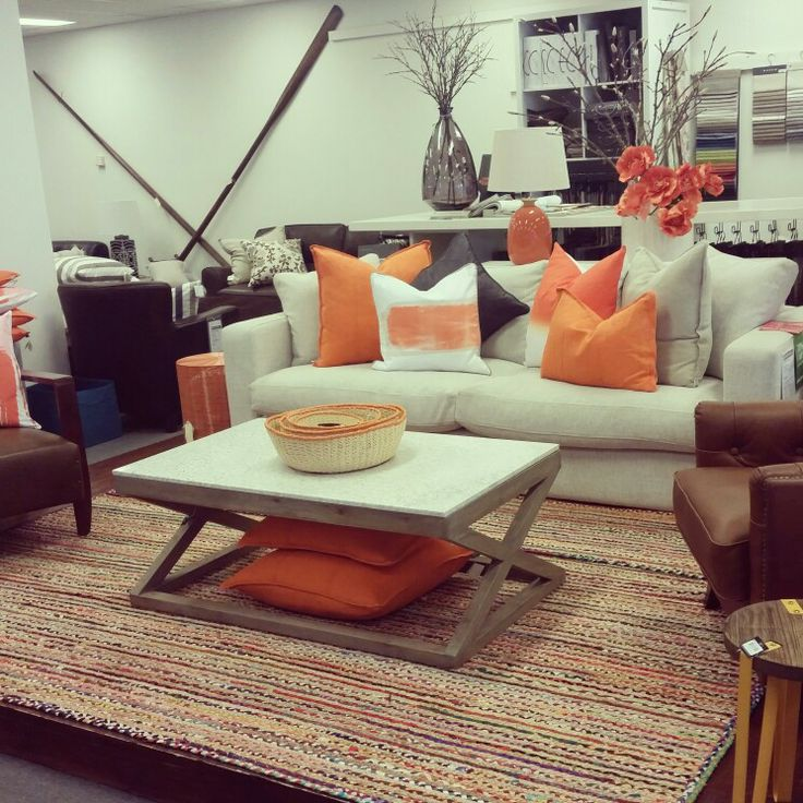 Www.eadielifestyle.com.au loving orange, slate and grey x