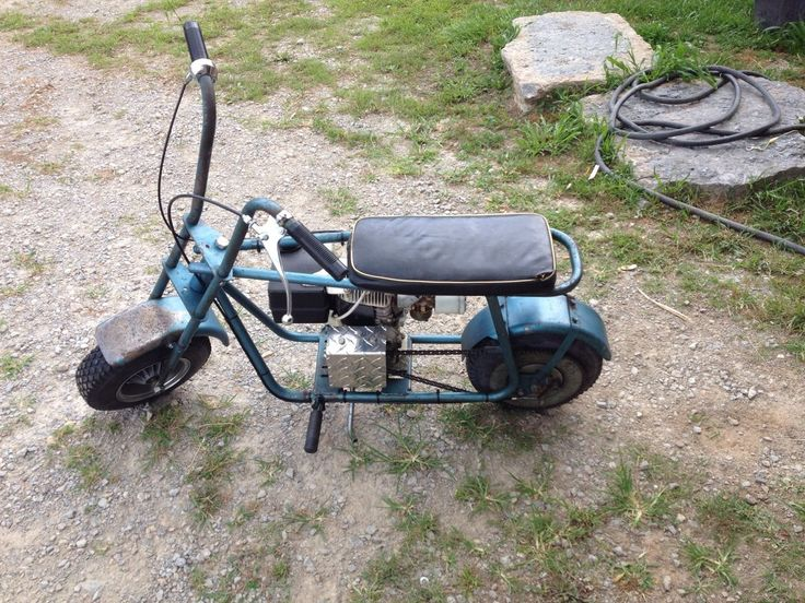 32 Best Mini Bikes Images On Pinterest Minibike Mopeds And