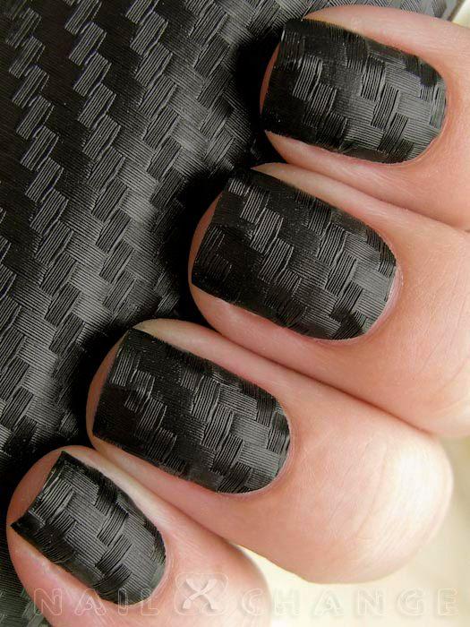 Carbon fiber nails