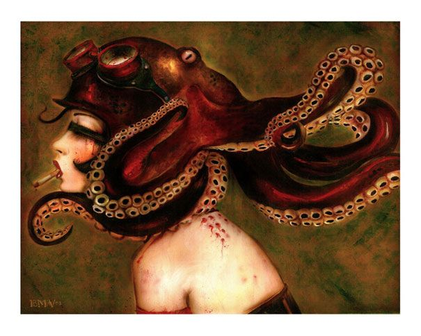 Brian M Viveros  Octopussy