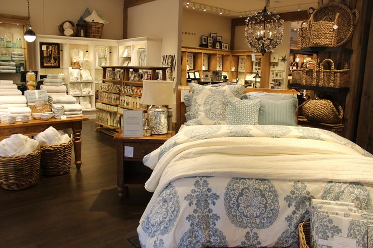 Pottery Barn Store Google Search Visual Merchandising