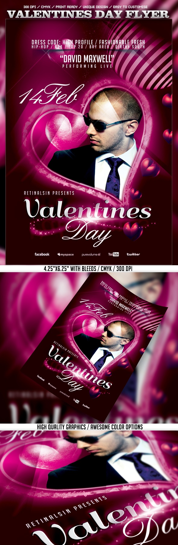 flyers valentine's day package