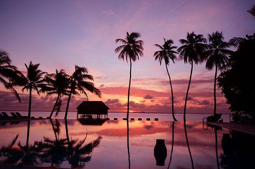 Maldives, the island of Meerufenfushi.