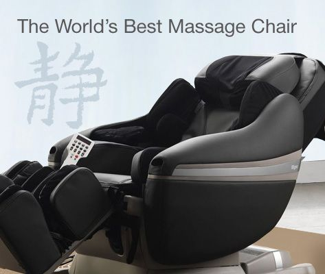 """The massage chair allows you to enjoy at home, in comfortable surroundings and a session known custom """"mime"""". :-  #Massage_Shiatsu_Chair #Sanyo_Massage_Chairs #Panasonic_Massage_Chairs"""