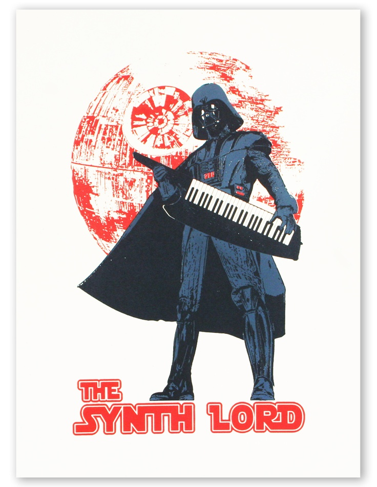 The Synth Lord from LastLeaf Printing Sepak bola, Dunia