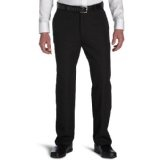 Dockers  Men's Action Slack Flat Front Pants,Black,42x32 (Apparel)By Dockers