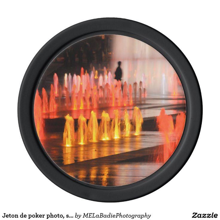 Jeton de poker photo, silhouette homme #poker #jeux #soiree entre amis #original #photo #party #partypoker #night #soiree #photography #jetonpoker #jetonspokeroriginal #jetonspokerchic