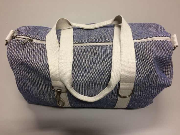 9 - medium boat bag - L50cm X H45cm - natural cotton