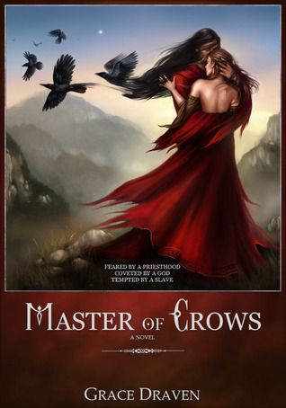 REVIEW by Charity:  Master of Crows by Grace Draven  (@gracedraven , @plantingmoon)