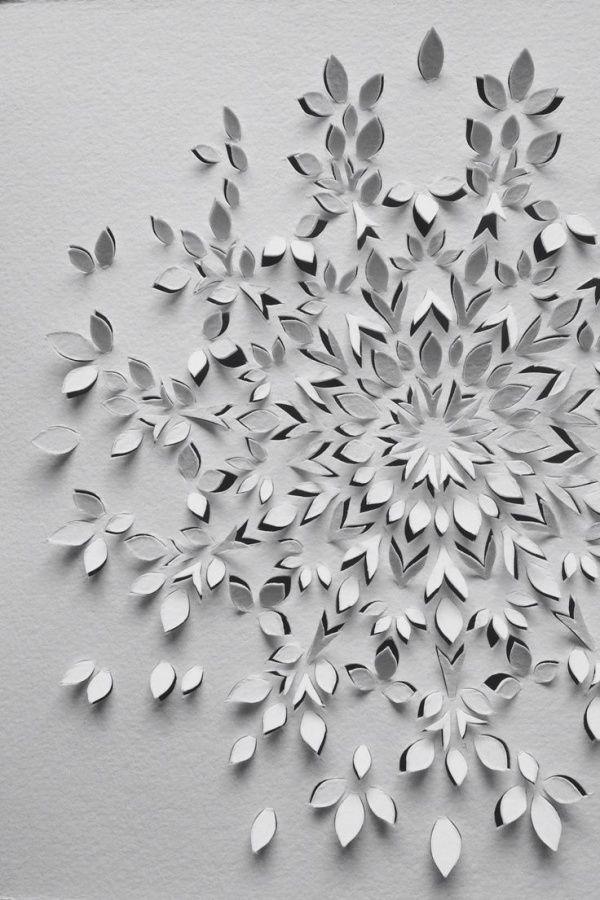 School Craft Design Art College Artist 15 Sheets A4 Black Activity Card