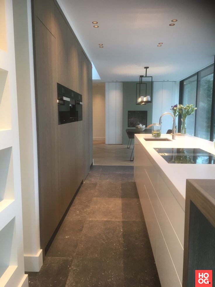 Kembra – Modernes Küchendesign – Hoch ■ Exklusive Wohn- und Garteninspiration.