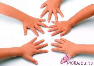 Kéz- és ujj játékok 1.
