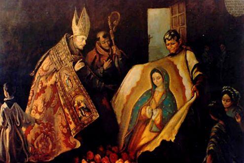 3 fatos cientificamente inexplicáveis sobre a imagem de Guadalupe
