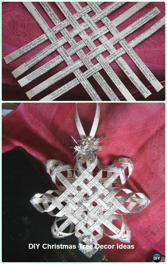 20 Brilliant Christmas Decoration DIYs 4 Paper Cone Trees diy