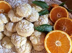 biscottini all'arancia