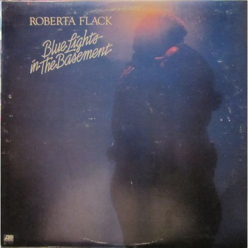 ROBERTA FLACK, Blue Lights In The Basement on 33 1/3 Vinyl Lp Record Album