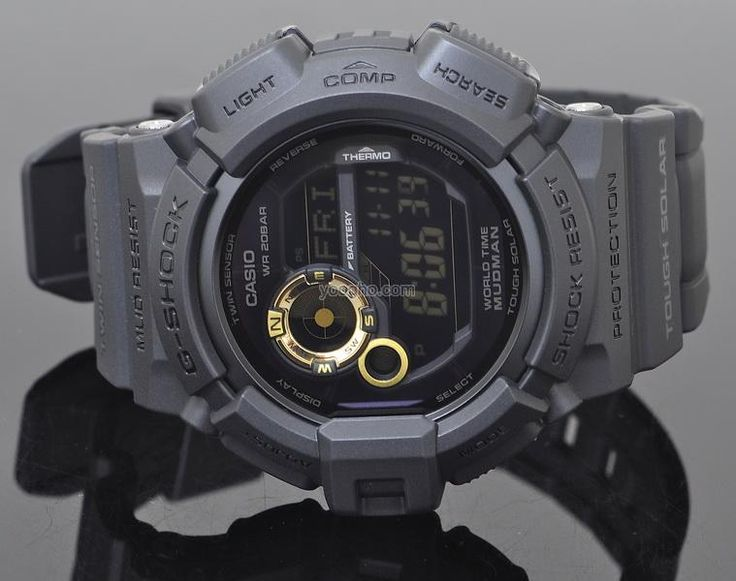 G-9300GB-1 MUDMAN Original Casio Gshock Limited Models / Limited Edition Series