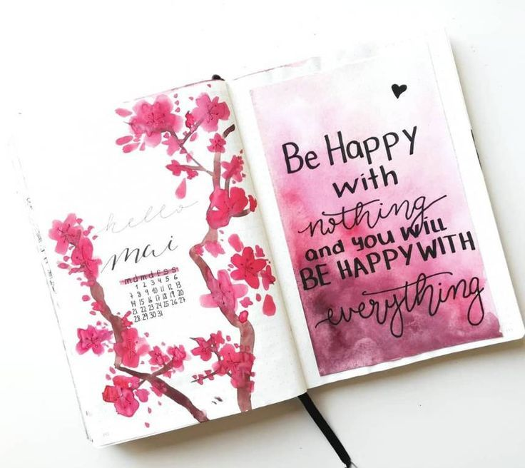 11 Attractive Could Bullet Journal Cowl Web page Concepts to Encourage You