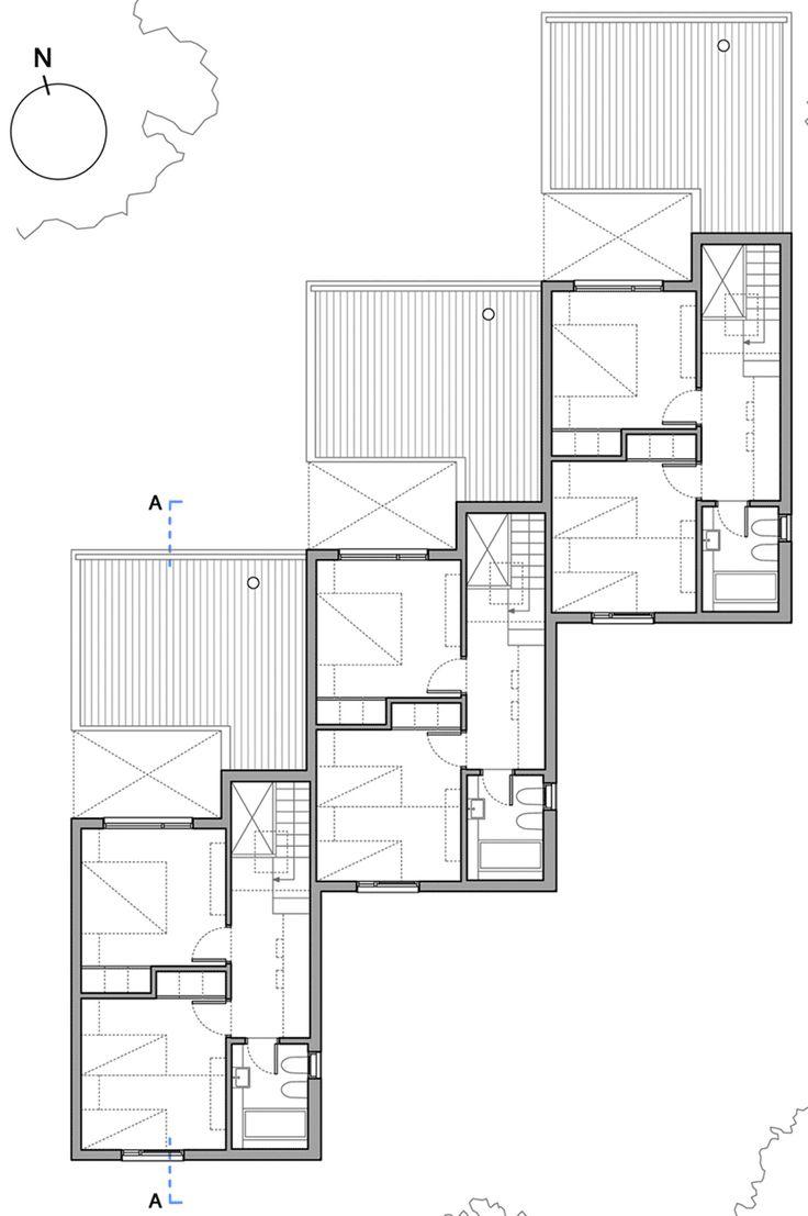 Ziegelhaus design außen die  besten bilder zu housing auf pinterest  rinde ateliers und