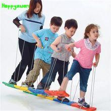 Happyxuan Cooperativa de Zapatos Deportes Al Aire Libre Juguete Equipos Kindergarten Grupo Equilibrio Juegos Interactivos Para 3-6 Años de Edad Los Niños(China (Mainland))