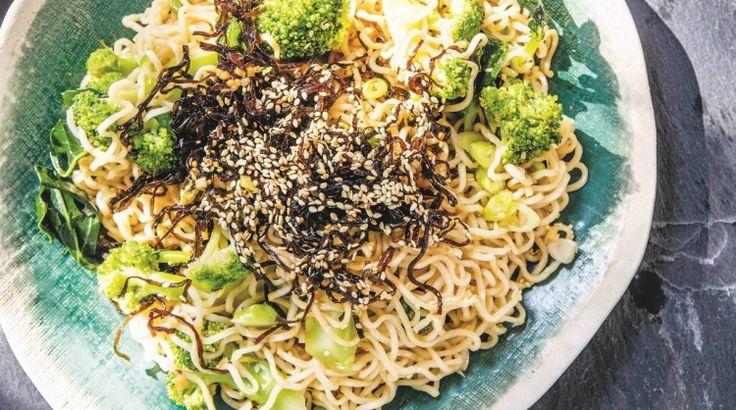 Karen Martini's recipes for salads and vegetables