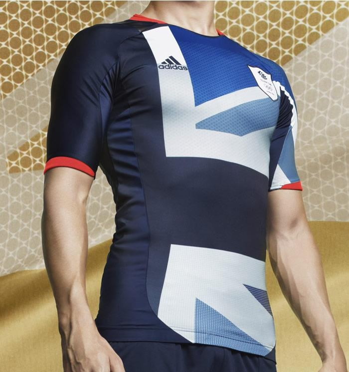 British Olympic Football Kit