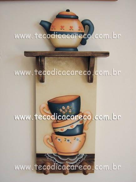 BULE PRATELEIRA | TECO DI CACARECO | 21F681 - Elo7