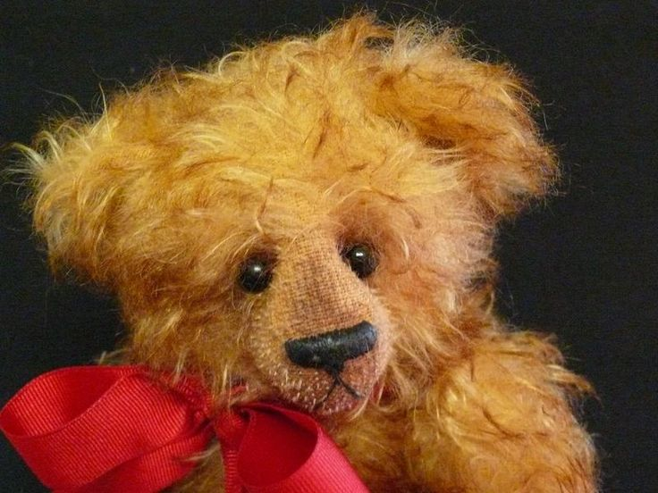 The 75+ best Teddy Bear Sewing images on Pinterest | Fabric dolls ...