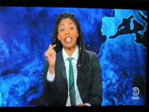 Jessica Williams on Beyonce's Halftime show - Daily Show reporter Jessica Williams takes on Rudy Giuliani and FOXNews on Beyonce halftime show at Super Bowl 50