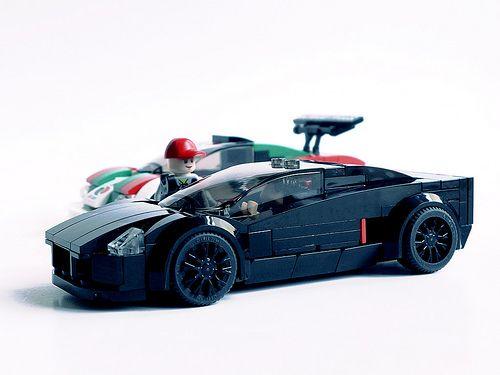Marvelous Lamborghini Gallardo Black Edition (City Champions)   Flickr