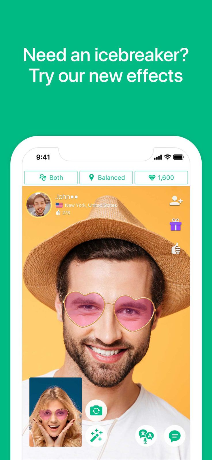 Azar Video Chat, Discover NetworkingSocialappsios
