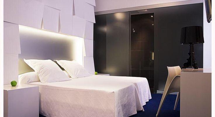 Hotel Room Mate Mario Madrid Spain  Reviewed by: @shaynebenowitz