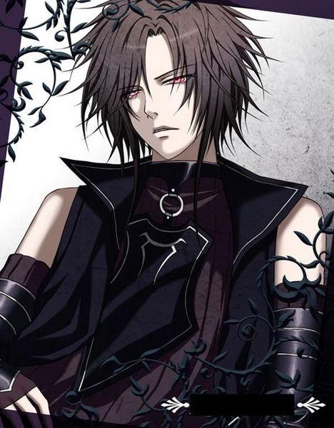 Anime Male Archer | Zeref's Speer :