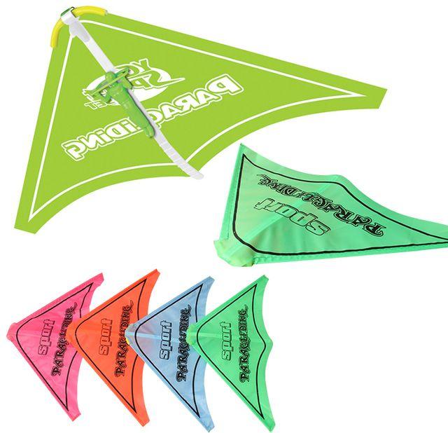 Mano Tirar kids mini juego del paracaídas de juguete soldado deportes Al Aire Libre colorida 44 cm Juguetes Educativos Para niños Deportes