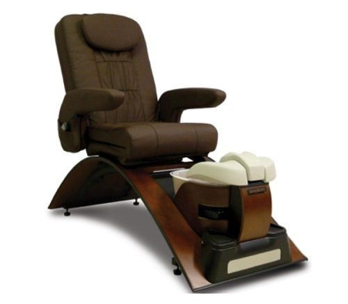 how to bring the back forward on massage chair