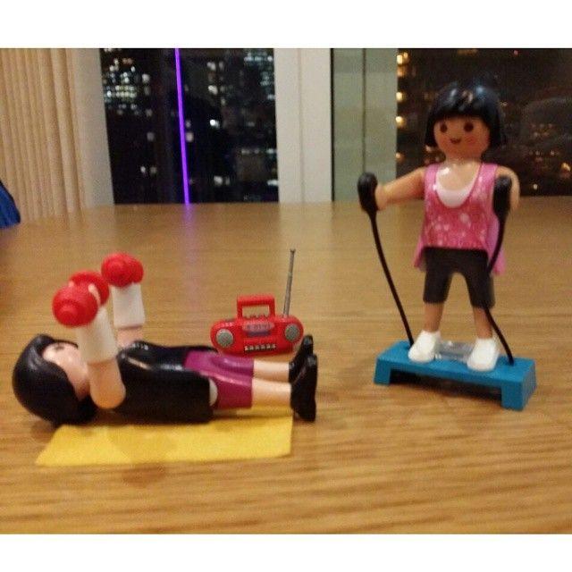 #playmobil #ejercicio  | pachucochilango.com