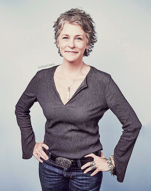 Melissa McBride | SDCC Getty Portrait