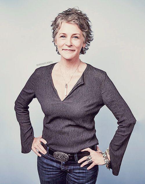 Melissa McBride | SDCC Getty Portrait