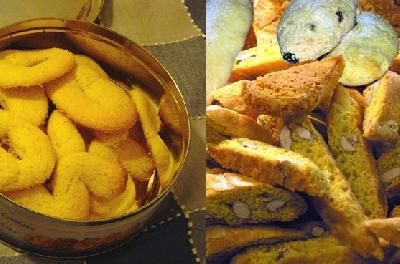 Biscotti tradizionali veneti, i Pevarini e i bussoeai