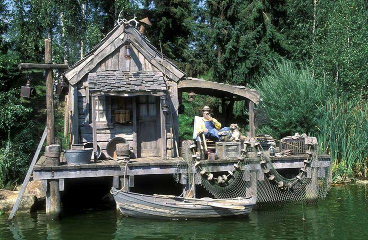 Frontierland | Disneyland Paris