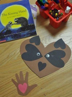 Back to school books: The Kissing Hand, The Pocket Mommy, The Night Before Preschool, Llama llama Misses Mama
