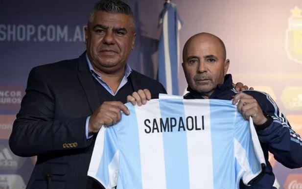 Jorge Sampaoli Argentina Manager