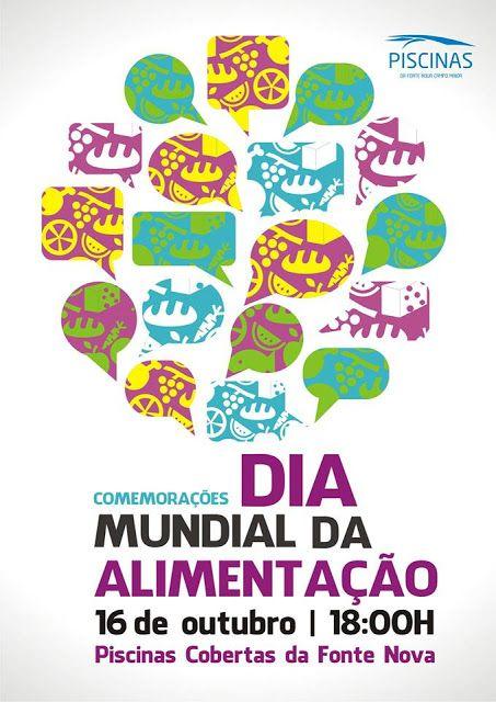 Campomaiornews: Comemorações do Dia Mundial da Alimentação nas Pis...