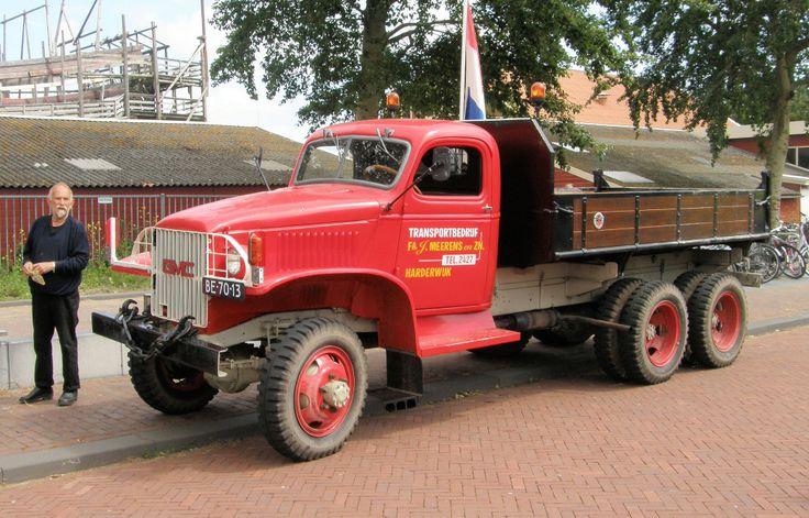 1944 - GMC CCKW 353 6x6