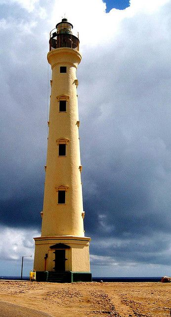 #Lighthouse - el #Faro .. #ARUBA | Flickr: Intercambio de fotos - http://dennisharper.lnf.com/