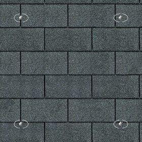 Textures Texture seamless | Asphalt roofing shingle texture seamless 20724 | Textures - ARCHITECTURE - ROOFINGS - Asphalt roofs | Sketchuptexture
