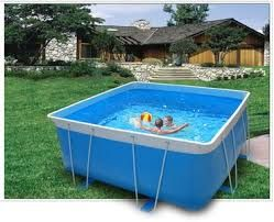 Best 25 portable swimming pools ideas on pinterest for Piscinas de fibra costa rica