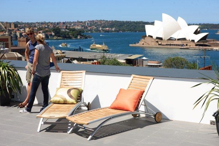 Sydney Harbour YHA   Award-winning backpacker hostel   Stunning views